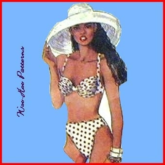 Vintage Bathing Suit Patterns