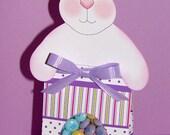 Printable Bunny Topper and Treat Bag