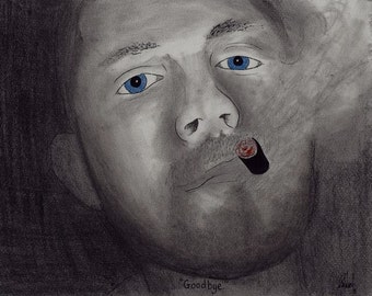 Jacob Heynen ORIGINAL drawing