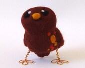 Autumn Bird Roasted Chestnut Lesser Spotted Tweet
