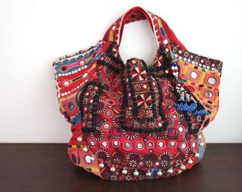 DAZZLING Patchwork Hobo - Hip/Tribal/Ethnic/Unique/Bohemian patchwork bag - 021_999 AF