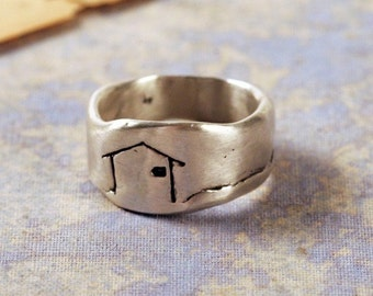 Little House Ring