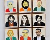 Magnet set- Build Your Own Favorite Directors-