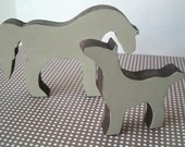 Kids Wooden Toy, Waldorf Toy Horse