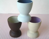 Wooden Egg Cup-  Wooden Play Food