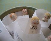DIY Clothespin Doll Kit / Wooden toy for ann