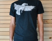 Mens Eagle Tee - tshirt