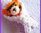 Baby Shower Favours, Baby Tiger, made to order