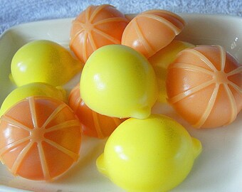 Citrus Grove Coolers in Zesty Lemon and Sunsweet Pink Grapefruit---10 in Group