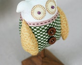 Smarty Standing Owl Doll - Gizmo