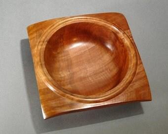 Wooden Bowl, Tasmanian Myrtle (BW73)