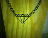 Conflict Free Diamond Necklace