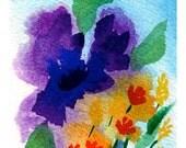 May Flowers, Art Print 8x10
