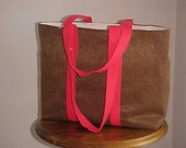 The Day Bag - A medium tote bag style purse