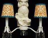 Whimsical Owl Chandelier