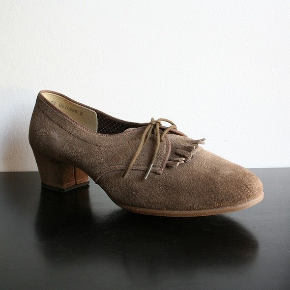 Vintage Shoes Camel Vintage Outdoorables By Daniel Green