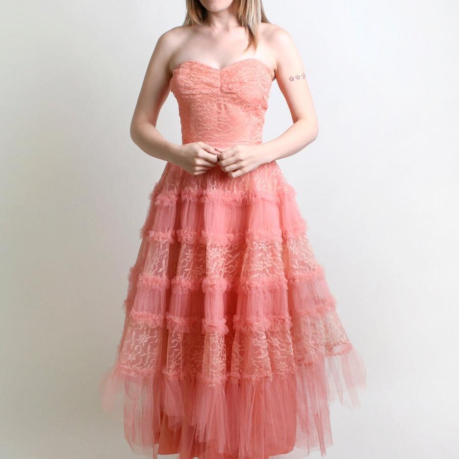 1950s Prom Dres...