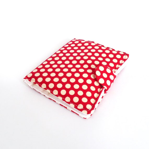 10% COUPON CODE SALE Pins and Needles Sewing Case Polka