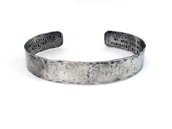CUSTOM Rustic Bracelet