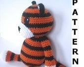 Tiger Crochet Pattern