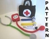 Doctor Kit Crochet Pattern
