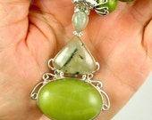 ON SALE Significantly Going Green Necklace