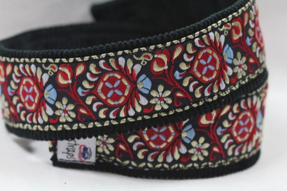 DSLR Camera Straps with Quick Release -The Hippie Camera Strap