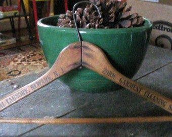 Antique Wooden Hanger