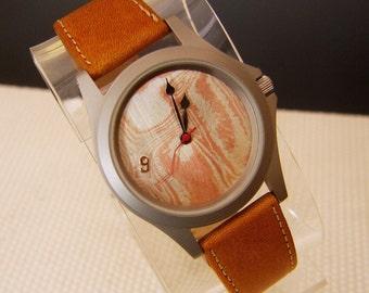 Mokume Gane watch