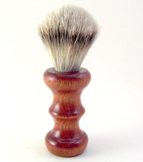 Redheart Wood Silvertip Badger Hair Shaving Brush