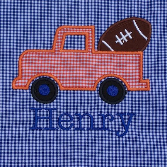 Custom Football Truck Jon Jon