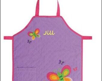 Personalized Kids Apron, Cooking Apron, Kitchen Apron, Toddler Apron, Christmas Apron, Boys Apron, Girls Apron, Birthday Gift
