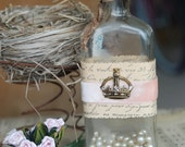 Embellished Vintage Bottle