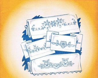 Charming designs Aunt Martha's Embroidery Transfer Designs 3752