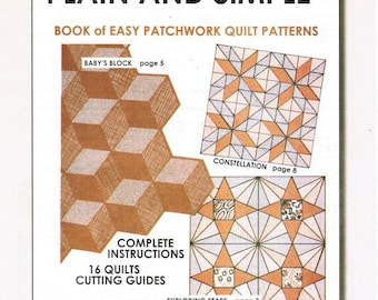 Items Similar To Aunt Rennie S Garden Quilt Pattern On Etsy