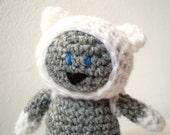 Amigurumi Pattern Crochet - Astronaut Cat