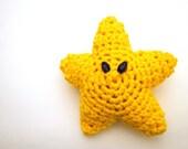 Star Plush - Shining Star - Amigurumi Star