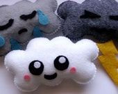 Cloudy Day Plushie Pack