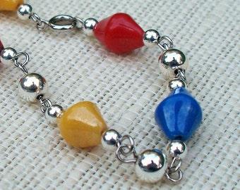 Pretty In Primary  -  Bracelet