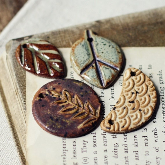 Country collection- bargain bag of pendants