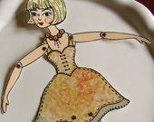 PDF Blondie Paper Doll
