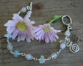 Pregnancy Bracelet with Supportive Maternity Gemstones