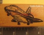 Rubber Stamp Personal Stamp Exchange..,   copyright  1983, Space Shuttle  used