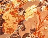 BLOWOUT SALE - Vintage inspired velvet/sheer fabric - by Riff Raff