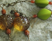 Wire Wrapped Necklace Jewelry