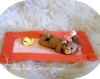Bathing Beauty Baby Girl Doll with Accessories