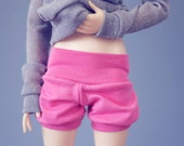 Pink Shorts MSD size