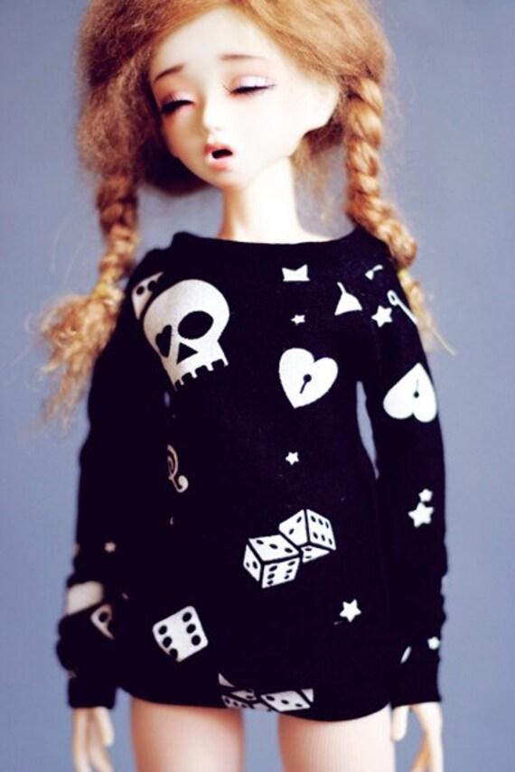 Punk Rock long sleeve sweater MSD size