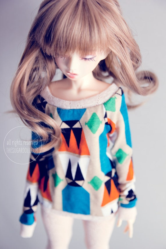 Folk Sweater MSD size