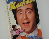 Andy Kaufman Recycled Journal